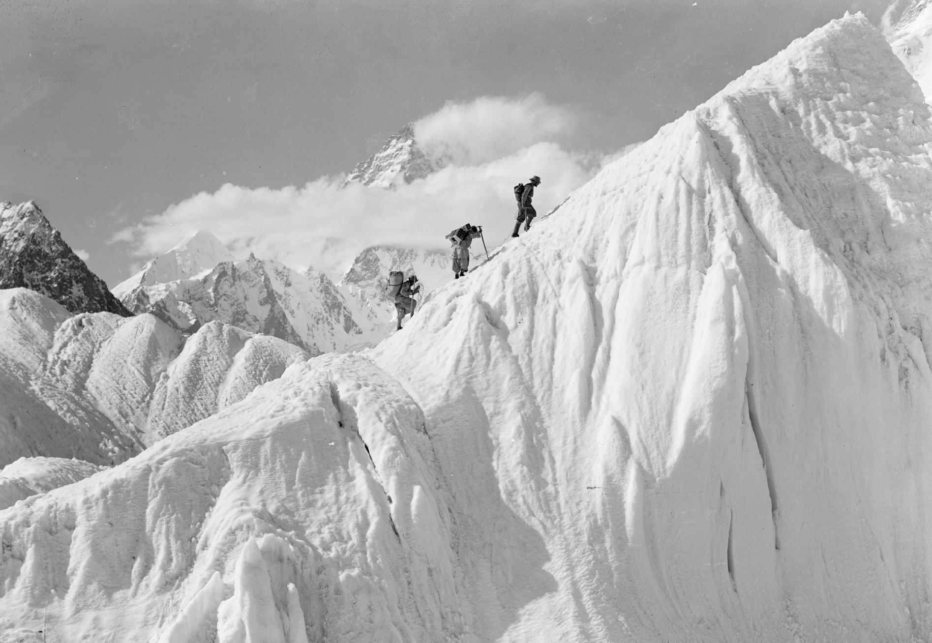"Mostra ""K2 - Immagini dal Karakorum"""